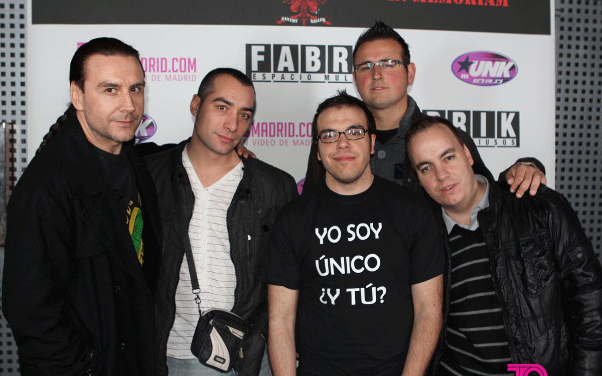 UNIKA FM 2012 (Fabrik)